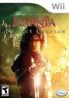 Wii   Chronicles of Narnia Prince Caspian (Pre Played)