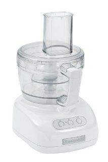 KitchenAid KFP740WH 9 Cup Food Processor, White Kitchen