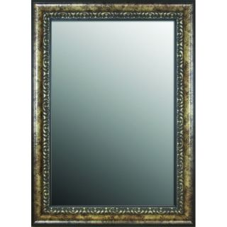 37x47 Euro Floral Coppered Silver Mirror Today $181.99 Sale $163.79