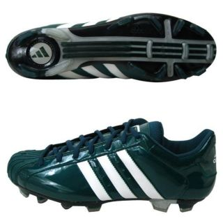 Adidas Superstar 2G TRX Mens Green Football Cleats
