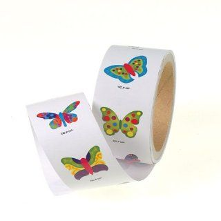 Butterfly Stickers Toys & Games