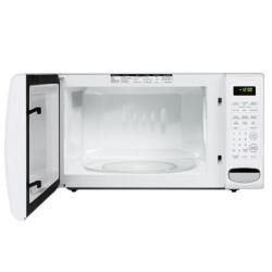 LG LCS1410SW 1.4 Cu ft Counter Top Microwave Oven in Smooth White