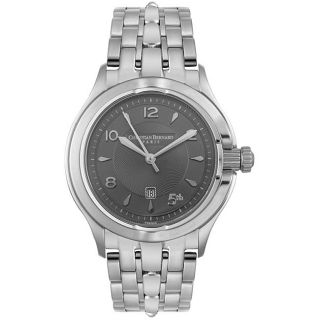 Christian Bernard Mens 5th Stainless Steel Watch