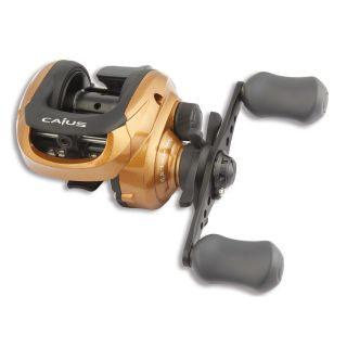 Shimano Caius 201 Left Hand Baitcasting Reel Today $79.99