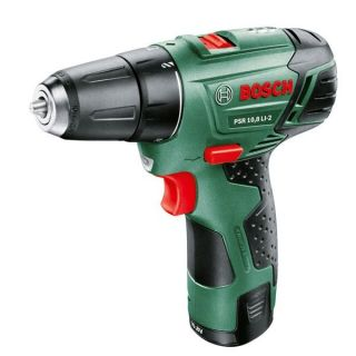 PERCEUSE   VISSEUSE BOSCH Perceuse visseuse 10.8V Lithium +2 batteries