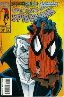 The Spectacular Spider Man #206  Fatal Desire (Death by