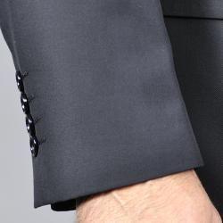 Giorgio Fiorelli Mens Black Vested Suit