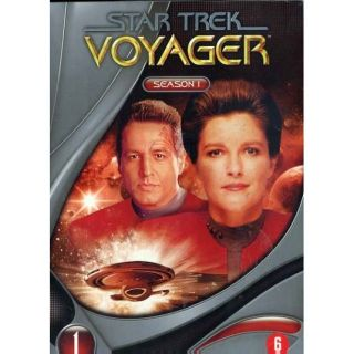 DVD STAR TREK VOYAGER Saison 1 en DVD SERIE TV pas cher
