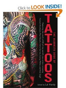 The Mammoth Book of Tattoos Lal Hardy 9780762436316
