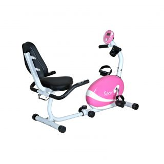 Sunny Pink Magnetic Recumbent Bike Today $169.99 4.0 (3 reviews)