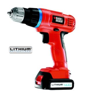 Perçeuse sans fil BLACK & DECKER EPL143K   Voltage  14.4V   Batterie