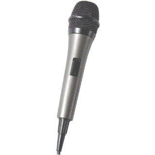 Singing Machine SMM 205 Dynamic Karaoke Microphone with 10