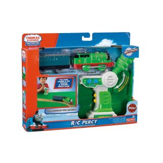 Fisher Price Thomas and Friends RC Percy Toy Train Engine
