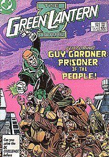 Green Lantern (1960 series) #205 DC Comics Books