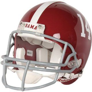 Riddell Alabama Crimson Tide Authentic Helmet Sports