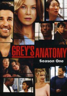 Greys Anatomy Season 1 (DVD) Today $11.66 4.9 (28 reviews)