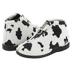 Cienta Kids Shoes 128 6601 (Infant/Toddler) Cow Print