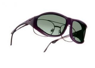 Vistana Sunglasses WS206G Soft Touch Violet WS206G XL Wrap