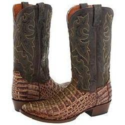 Dan Post Caiman Hornback Moss Boots