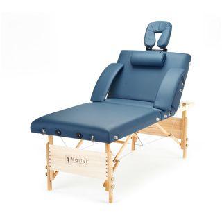 Master Massage 31 inch Coronado Salon LX Massage Table Package