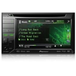 Pioneer AVH P2300DVD Car DVD Player   5.8 LCD   200 W   Double DIN