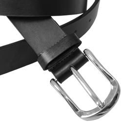 Boston Traveler London Mens Cowhide Leather Belt