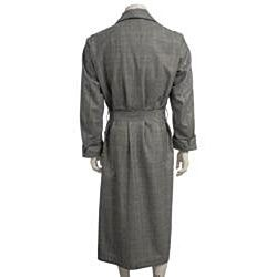 Majestic Mens Lambswool and Cashmere Blend Robe