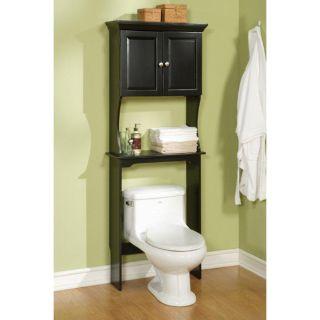 Dexter Black Bathroom Space Saver