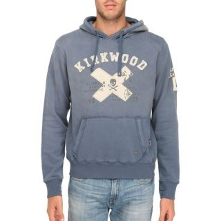 LEGEND&SOUL Sweat Homme Indigo Indigo   Achat / Vente SWEATSHIRT