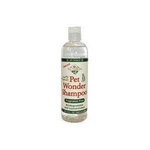 All Terrain Natural Pet Wonder Shampoo   Fragrance Free
