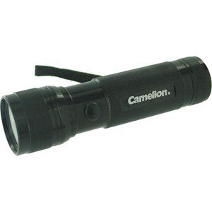 Camelion 12 LED Super Bright Aluminum Flashlight Water