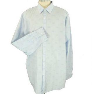 Calvin Klein Big & Tall Button Front Shirt White 2X Tall
