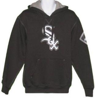 MLB Chicago White Sox Long Sleeve Hood Fleece Pull Over