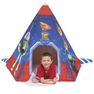 Tipi Toy Story   Achat / Vente TENTE ACTIVITE Tipi Toy Story dépliage