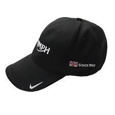Triumph Nike Black Hat L/XL MTR6208 L    Automotive