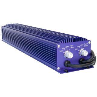 Lumatek 240V HPS/MH Dual Ballast Dial A Watt Dimmable 600W/400W/300W