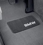 BMW X3 E83 Genuine Factory OEM 82110305003 Gray Carpet Floor Mats 2001