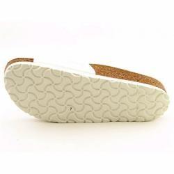 Birkenstock Womens Ibiza White Sandals