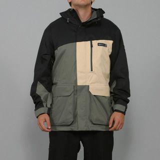Rip Curl Mens Paradigm Black Ski Jacket