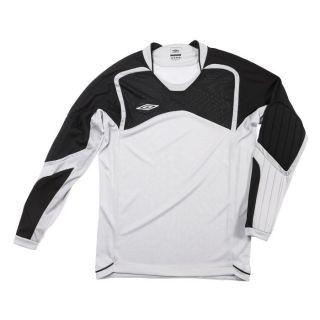 Modèle Forza. Coloris  gris et noir. Maillot de Goal Forza UMBRO