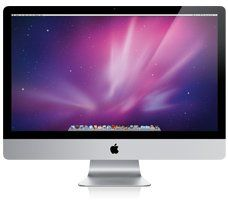 Apple IMAC All in One Desktop: Computers & Accessories