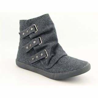 Blowfish Womens Haha Grey Ankle Boots