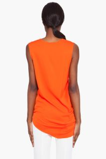 3.1 Phillip Lim Silk Cutout Tank Top for women