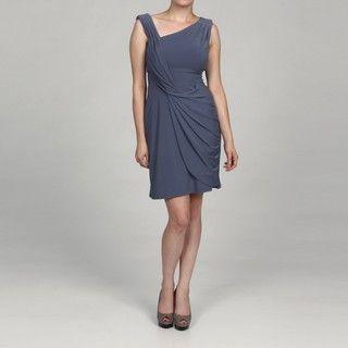 Jessica Simpson Womens Crepe Tank Dress