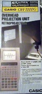 Casio Scientific Graphic Overhead Projector Calculator OH