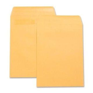 Business Source 42123 Catalog Envelopes,w/Adhesive Strip