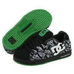 DC Kids Rob Dyrdek (Toddler/Youth) Black/White/Emerald