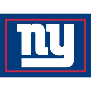 New York Giants Spirit Rug (28 x 310)