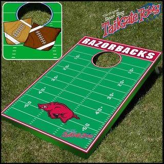 Officially Licensed NCAA Arkansas Razorbacks Tailgate Toss Game