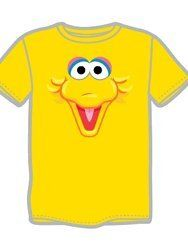 Big Bird Toddler Childs Sesame Street T shirt (3 Toddler
